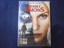 DEADLY VISIONS - FILM IN DVD ORIGINALE - NUOVO ANCORA INCELLOFANATO