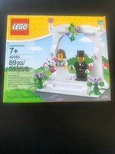 Lego Wedding 40165 Wedding Favour Favor Brand New Table Decoration BRAND NEW