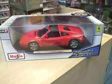 Ferrari 348 TS (Red) Diecast 1:18 SCALE by MAISTO SPECIAL EDITION NEW