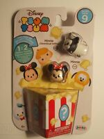 Disney Tsum Tsum Series 9 Minnie (Steamboat Willie), Minnie plus 1 or 2 Mystery