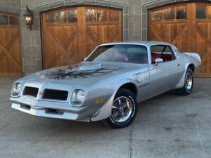 1976 Pontiac Trans Am NO RESERVE