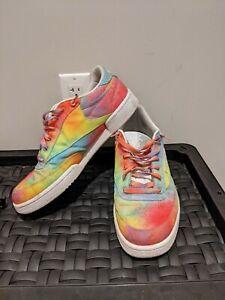 Reebok Men's Club C 85 Pride Shoes Sneakers Size 13 Multi-Color
