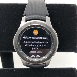 Samsung Galaxy Watch SM-R800 Bluetooth Smartwatch 46mm Stainless Steel