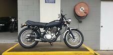 Yamaha SR500 1986