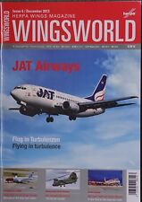 Herpa Wings World Model Magazine English & German # 6 2013
