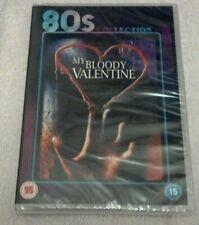 My Bloody Valentine Original 1980's Horror Slasher RARE UK R2 BRAND NEW SEALED