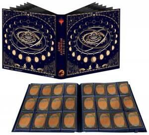 ULTRA PRO MTG Innistrad Midnight Hunt 12 Pocket Binder Holds 480 Cards NEW