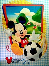 "Minnie Mouse Rosa Pretty Estrellas De Panel De Tela-L62/"" X W65/"" pulgadas"