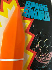 STAR WARS Vintage Retro 70's Bootleg Knock off SPACE SWORD Saber toy VERY RARE
