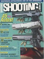 SHOOTING TIMES Magazine December 1992 .45 Autos!
