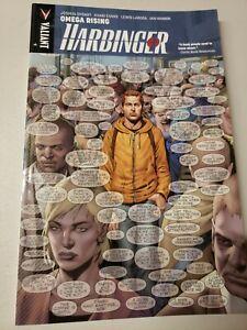Harbinger Volume 1 Omega Rising TPB Joshua Dysart 2012 Valiant Comics New