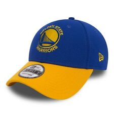 NEW ERA MENS 9FORTY BASEBALL CAP.NBA GOLDEN STATE WARRIORS MESH ADJUSTABLE HAT