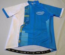 NWOT Intel Bicycle Jersey Shirt Size S Small Unbranded New Cycling Excellent