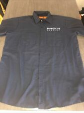 Rhinegeist Brewery Red Kap Work Shirt L Rare