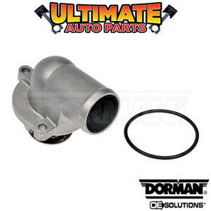 Thermostat / Housing w/Gasket (2.3L Supercharged) for 2002 Mercedes Benz C230