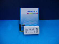 CONTROLLER LED RGB WIFI 12A IPHONE ANDROID DIMMER PER STRIP STRISCE LED 12V 24V