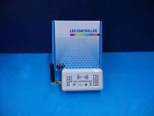 CONTROLADOR LED RGB WIFI 12A IPHONE ANDROID REGULADOR DE INTENSIDAD