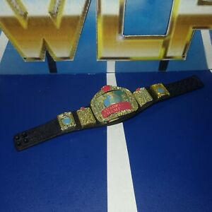 European Championship - Mattel Belt for WWE Wrestling Figures