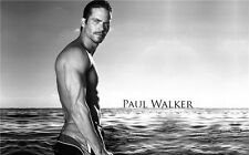 """Fast and Furious 7 Paul Walker Movie star hot wall  Poster  40""""x24""""  034"""