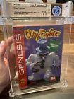 Clayfighter+Sega+Genesis+Sealed+WATA+B+7+Rare+
