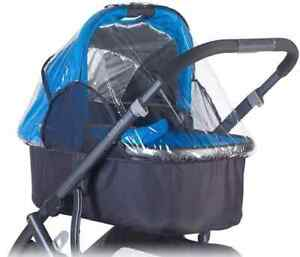 UPPAbaby Rain Shield for Vista / Cruz Bassinet - Clear - Baby Weather Protection