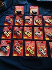 Lot of 18 Vintage Nascar 1/64 Scale Diecast Racing Champions Cars New