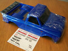 Traxxas Drag Slash Blue C10 Chevrolet Painted Body w/ Wing Grill Bumpers Decals