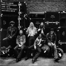 The Allman Brothers The Allman Brothers Band At Fillmore East vinyl LP ID3z