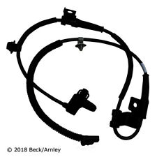 ABS Wheel Speed Sensor Front Left Beck/Arnley fits 07-12 Hyundai Elantra