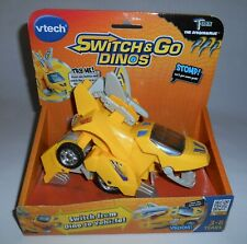 Vtech Switch & Go Dinos Tonn The Stegosaurus New In Box 80-122300