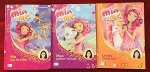 Buch Paket Mia an Me Band 1-3 deutsch Kinderbuch Jugendbuch von Isabell Mohn
