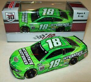 Kyle Busch 2021 Interstate Batteries #18 Joe Gibbs Camry 1/64 NASCAR Diecast
