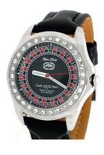 NEW MARC ECKO E85016G1 40mm Iced Lab Casino Roulette Quartz Men's Watch #22