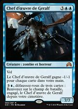 MRM FR/VF Chef d'œuvre de Geralf  - Geralf's Masterpiece MTG magic SOI