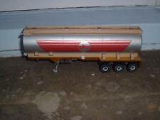 SIKU TOYS GERMANY TANKER TRAILER IN USED CONDITION NEEDING A TRACTOR UNIT USED