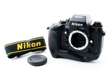 【DHL】【Mint】Nikon F4S Auto Focus Film Camera 35mm SLR Cap and Strap from Japan