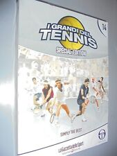 DVD N°14 I GRANDI DEL TENNIS SPECIAL EDITION SIMPLY THE BEST