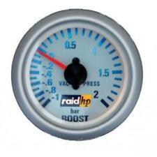 RAID HP Silver Turbodruck Turbo Ladedruck anzeige Instrument