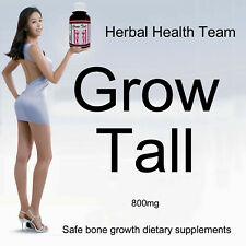 Bone Growth Pills SAFELY BE TALLER One Month Course LIMITED OFFER PRICE $23.99