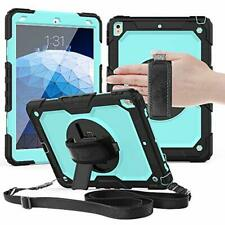 iPad Air 3 Case 2019 with Screen Protector/iPad Pro 10.5 Case 2017.Full-Body Sho