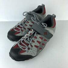 Specialized Tahoe Women's Cycling Shoes 6121-2641 Gray Red US 10 Eur 41 SH9