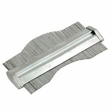 "5"" Steel Contour Gauge - Laminate Flooring Woodwork Skirting Board Tiling Tool"