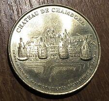 MONNAIE DE PARIS MDP CHÂTEAU DE CHAMBORD 1999 (132)