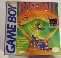Baseball (Nintendo Game Boy, 1989)