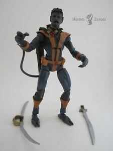 Marvel X-Men Classics Ultimate NIGHTCRAWLER Action Figure with Swords Complete