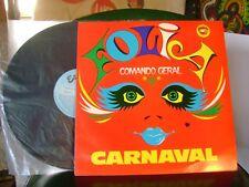 LATIN WORLD BRAZIL LP~COMANDO GERAL~CARNAVAL~GRUPO DOS FOLIOES~on ESQUEMA