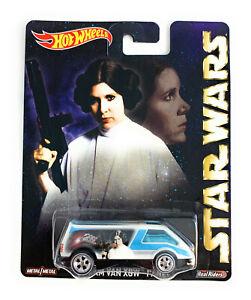 Hot Wheels Pop Culture 1/64 2015 Star Wars Dream Van XGW Panel CFP76