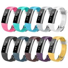 10 Pack Fitbit Alta HR Replacement Band Wrist Adjustable Strap Bracelet Fits All