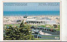 BF29991 ouistreham riva bella calvados la plage et le france  front/back image