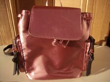 Womens girls bag Gold small backpack type Brand New Atmosphere